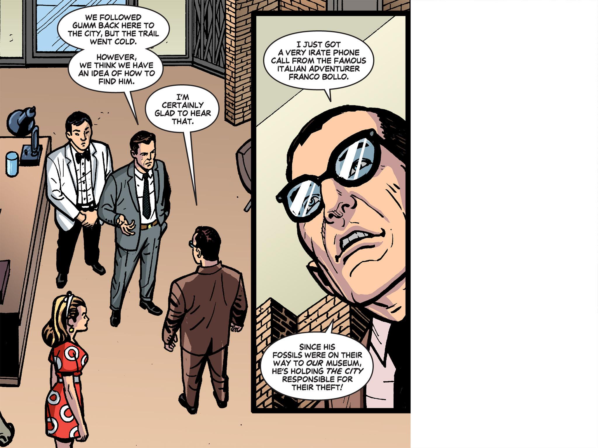 Read online Batman '66 Meets the Green Hornet [II] comic -  Issue #4 - 53
