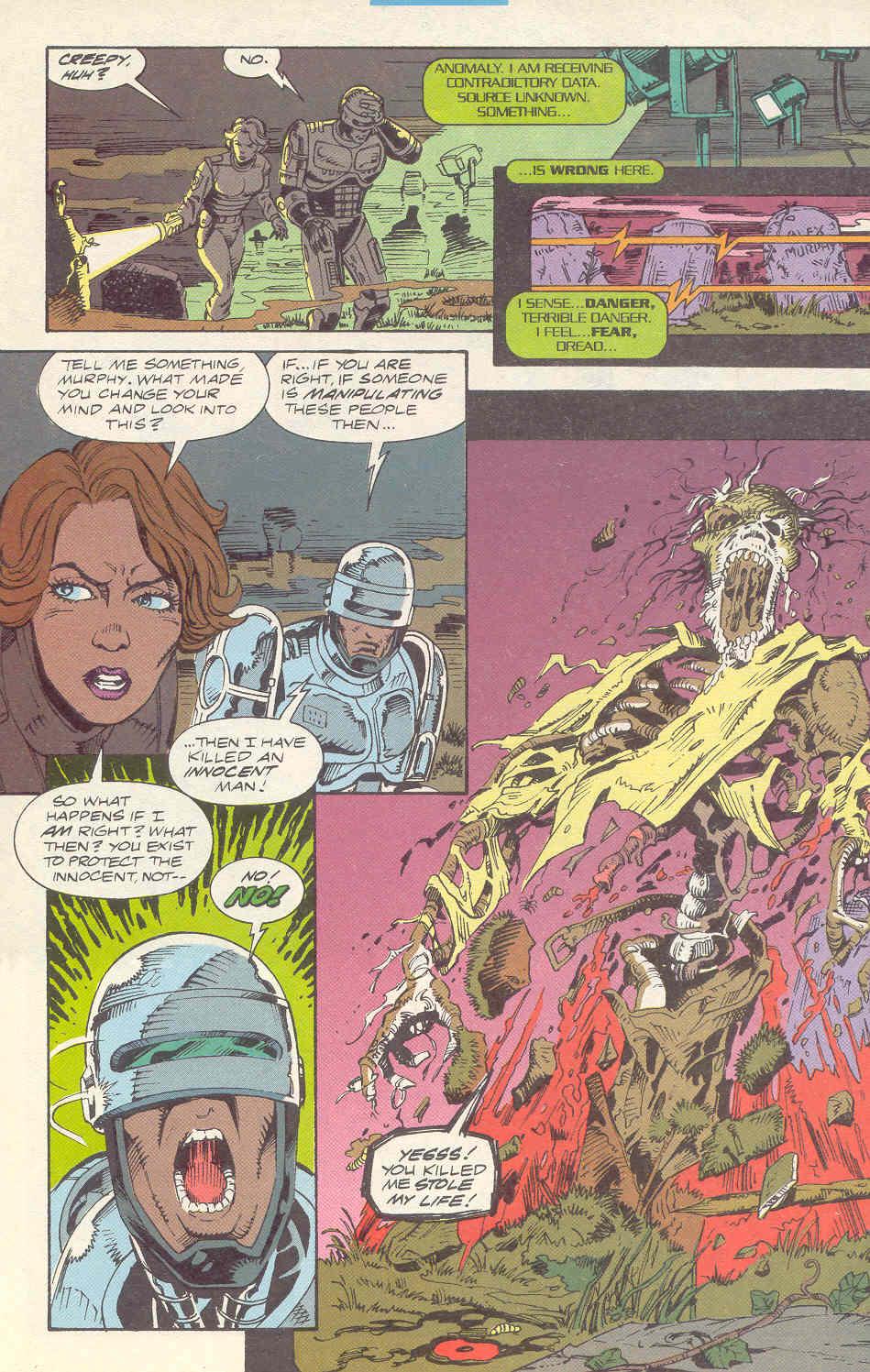 Read online Robocop (1990) comic -  Issue #16 - 14