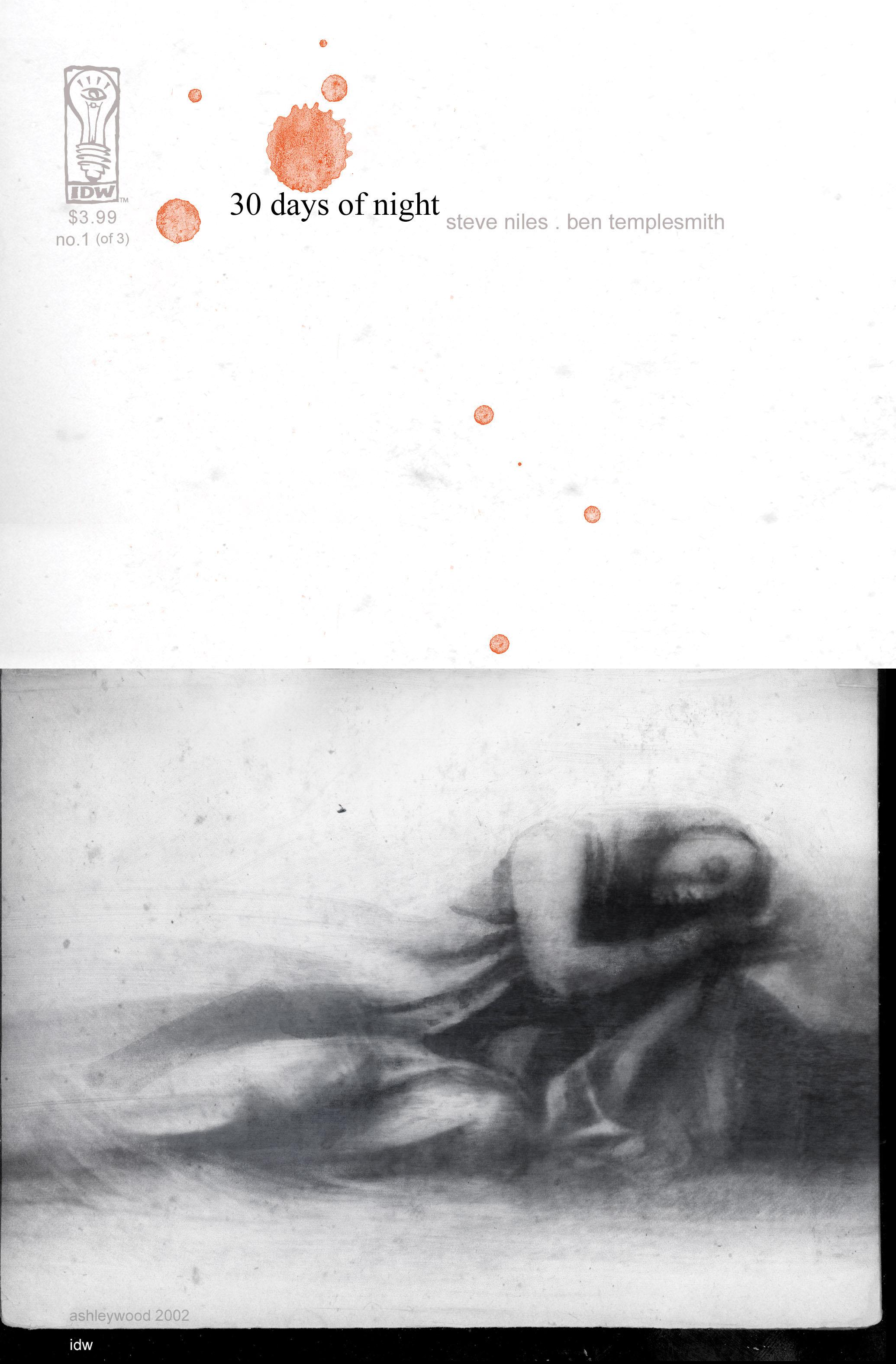 30 Days of Night (2002) 1 Page 1