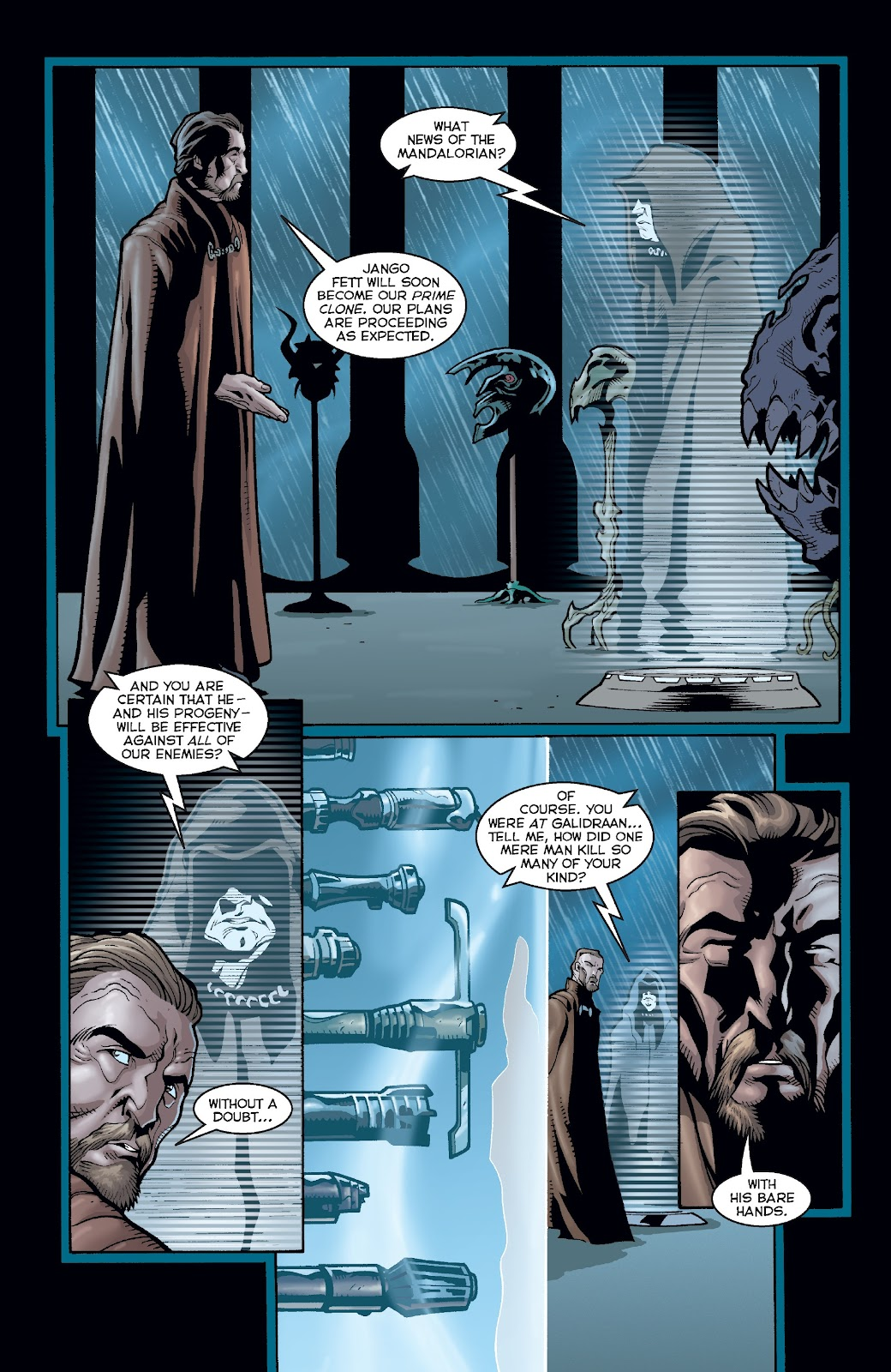 Read online Star Wars Legends Epic Collection: The Menace Revealed comic -  Issue # TPB (Part 1) - 53