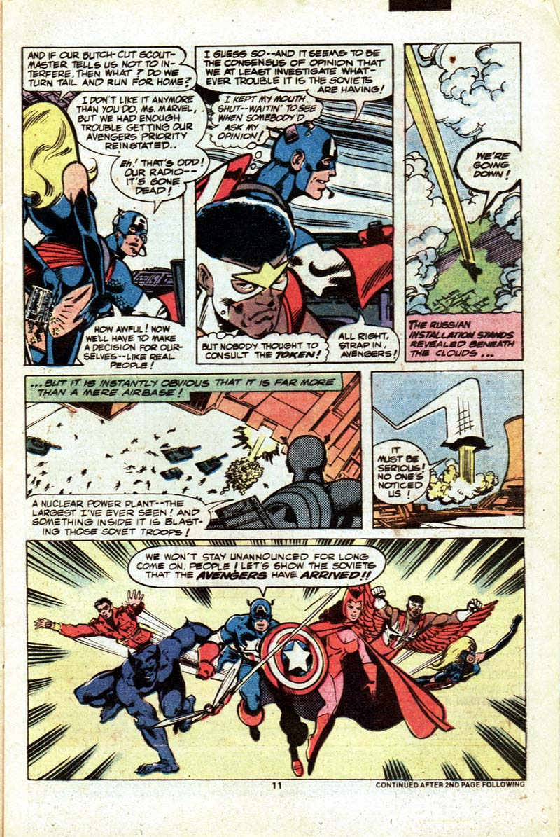 The Avengers (1963) 188 Page 7