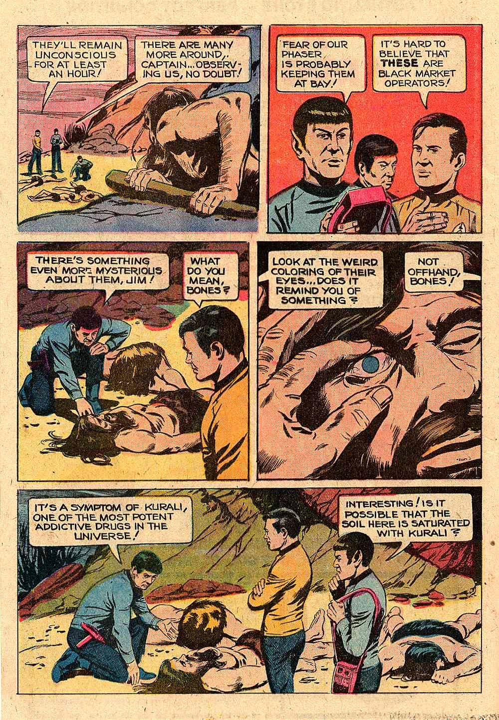 Star Trek (1967) issue 52 - Page 6