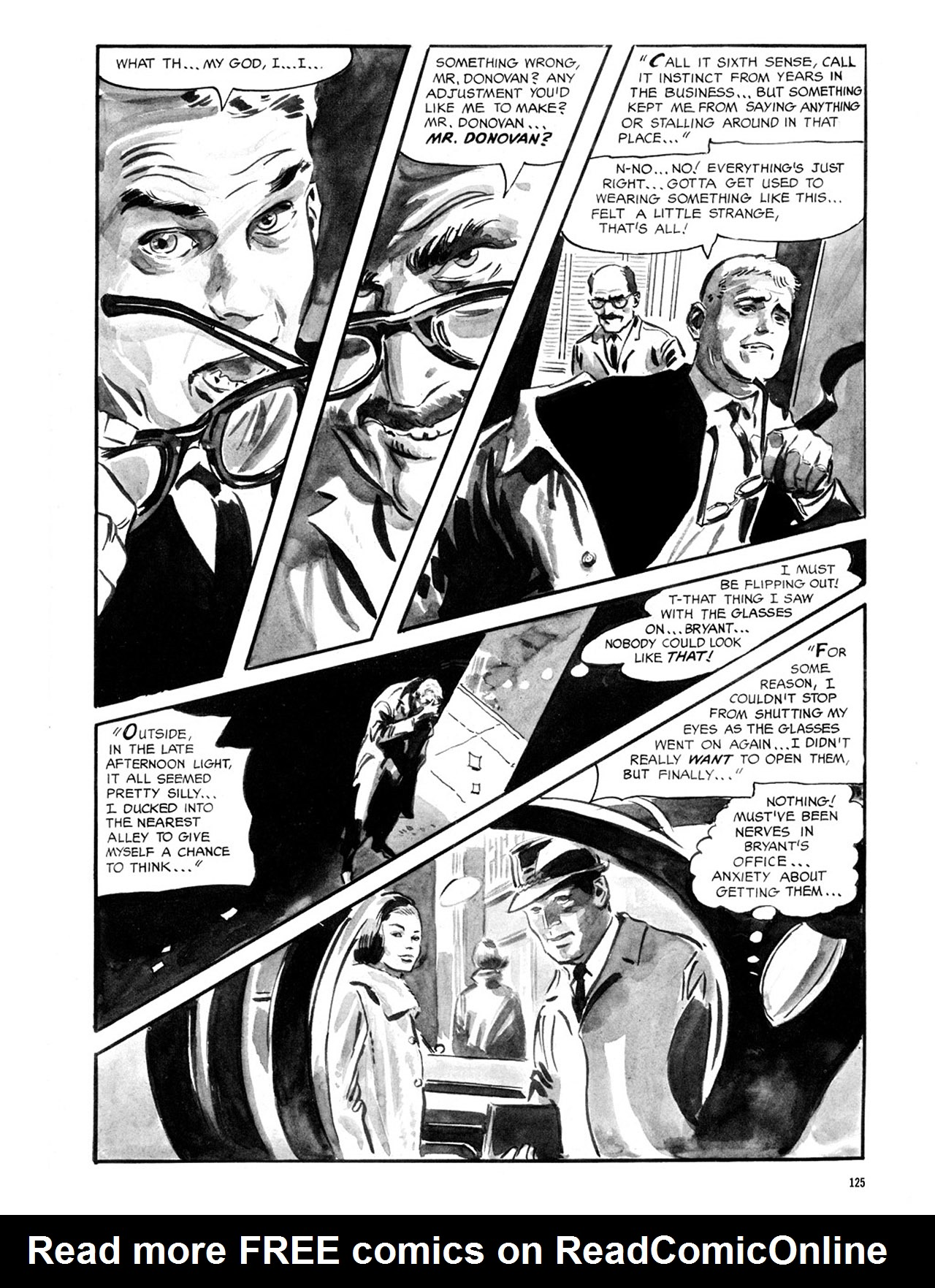 Read online Eerie Archives comic -  Issue # TPB 2 - 126