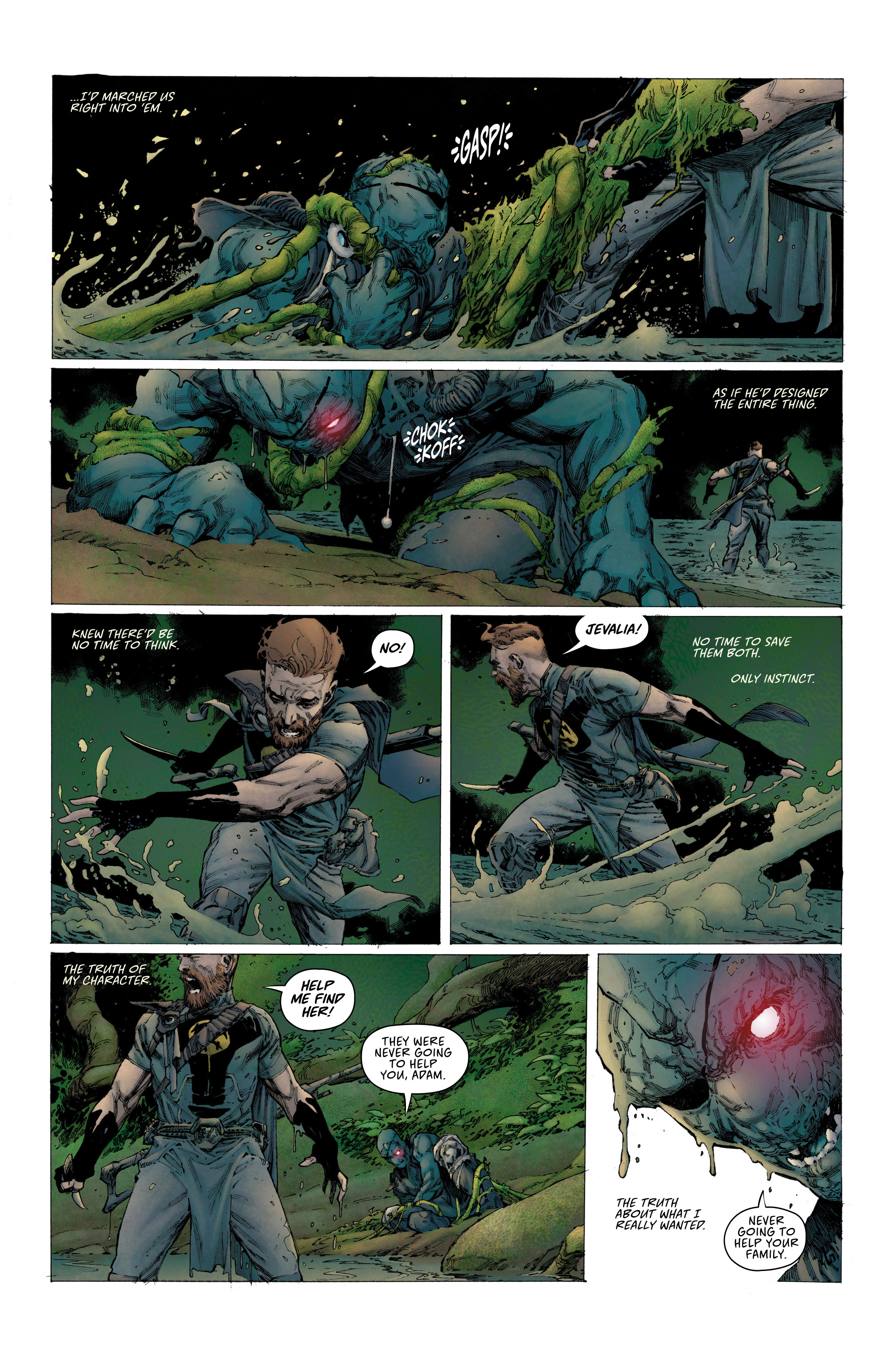 Read online Seven To Eternity comic -  Issue #6 - 23