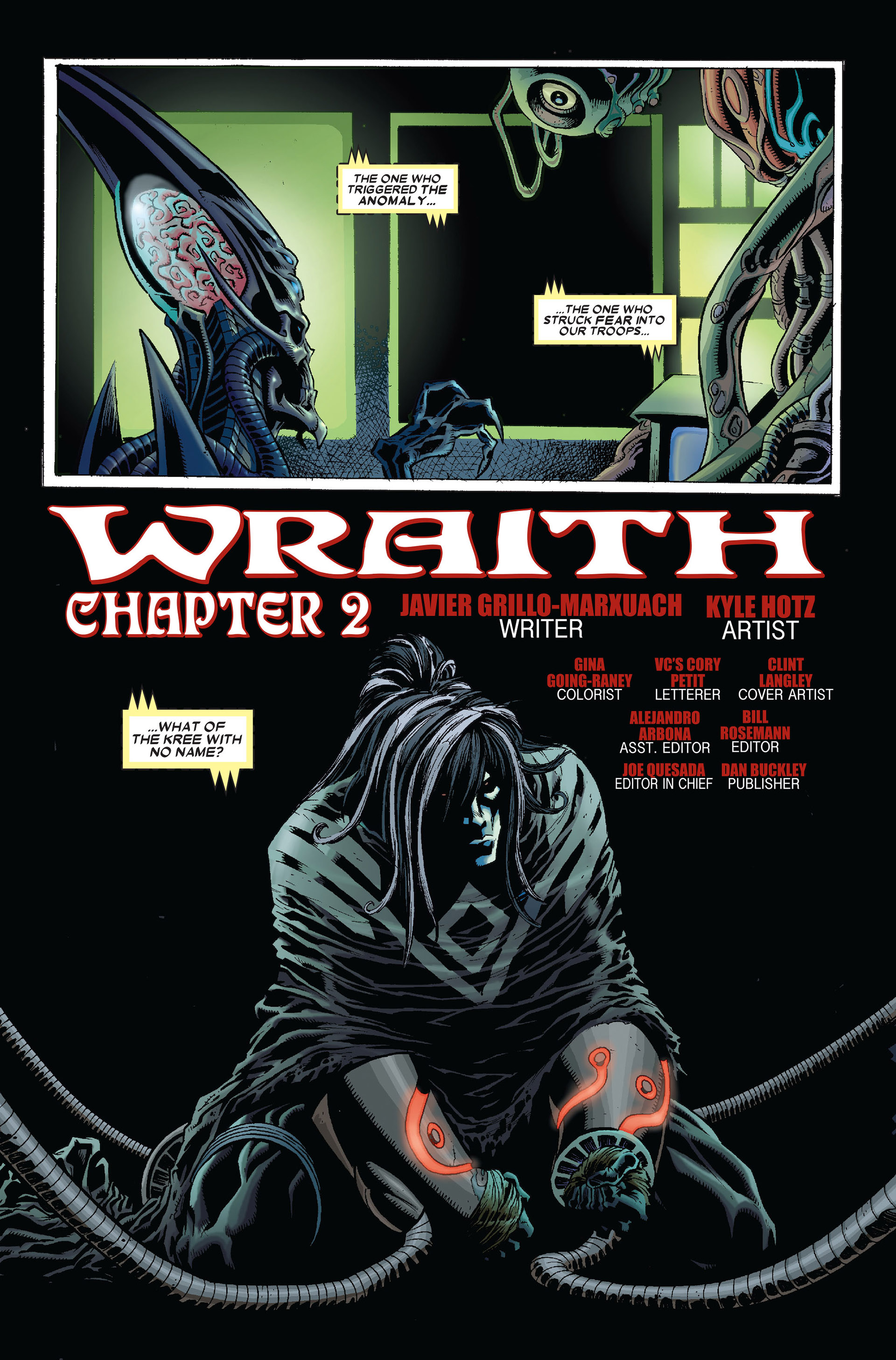Read online Annihilation: Conquest - Wraith comic -  Issue #2 - 6