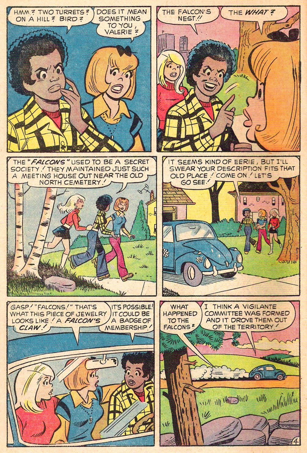 Read online She's Josie comic -  Issue #68 - 6