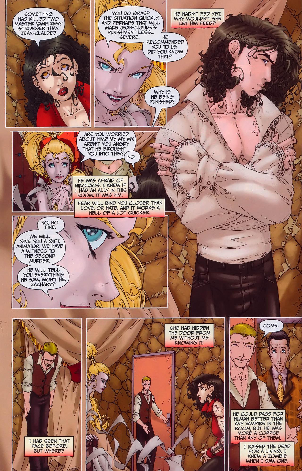 Read online Anita Blake, Vampire Hunter: Guilty Pleasures comic -  Issue #3 - 14