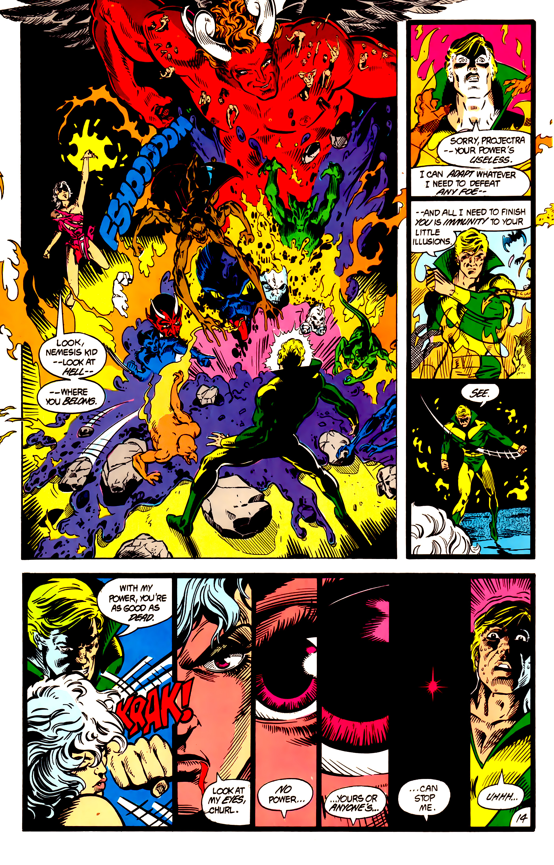 Legion of Super-Heroes (1984) 5 Page 15