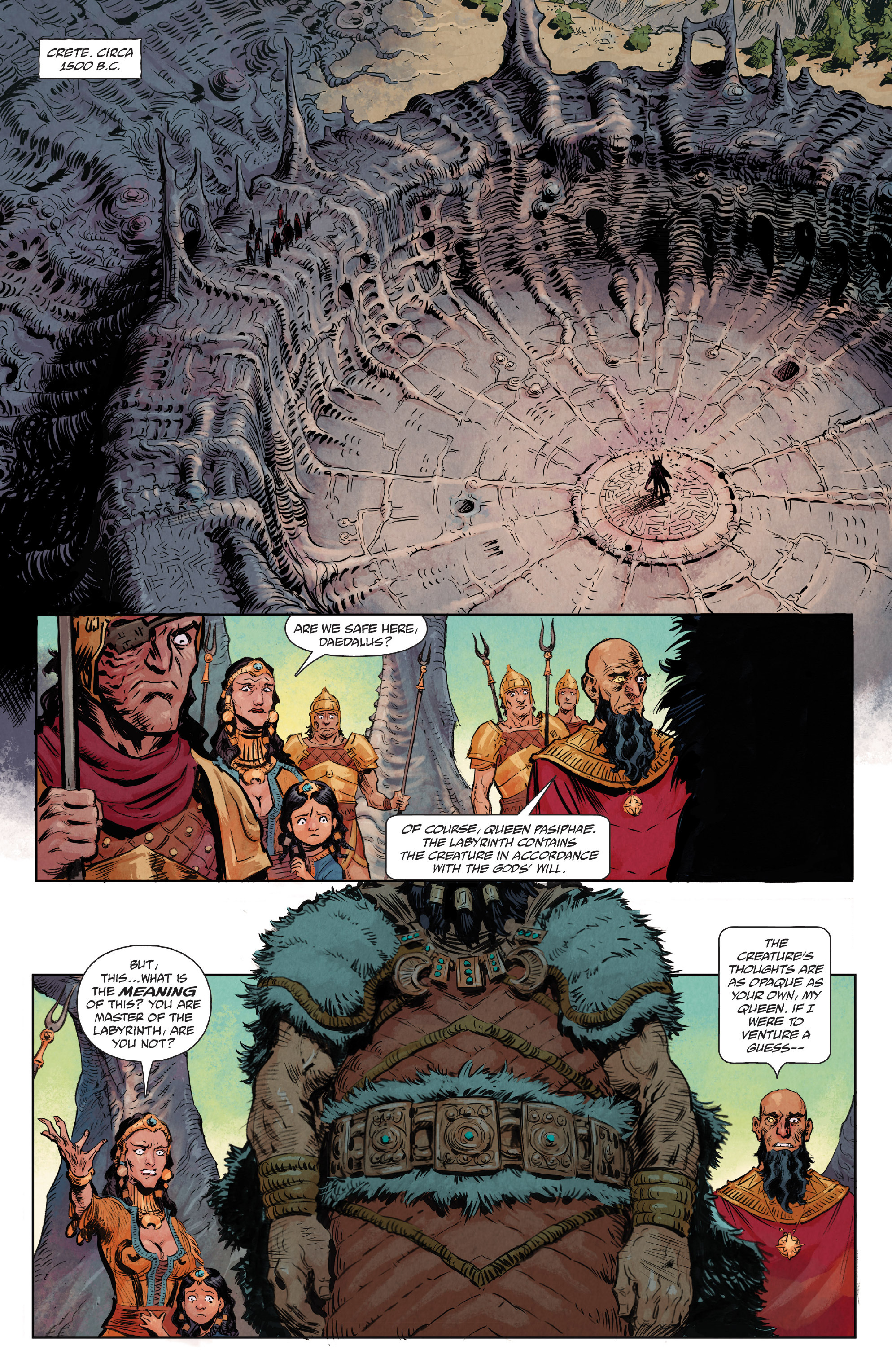 Read online Birthright (2014) comic -  Issue #24 - 24