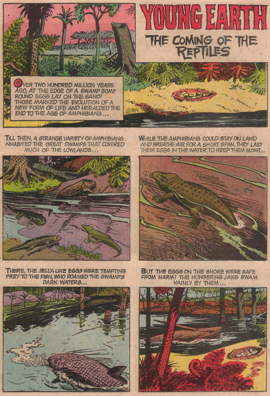 Read online Turok, Son of Stone comic -  Issue #63 - 13