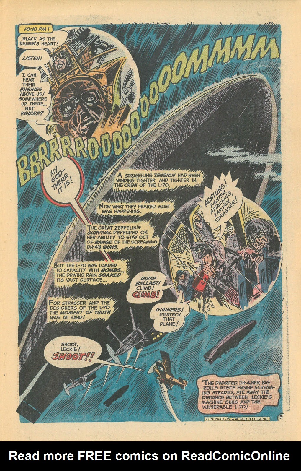 Read online Star Spangled War Stories (1952) comic -  Issue #168 - 26