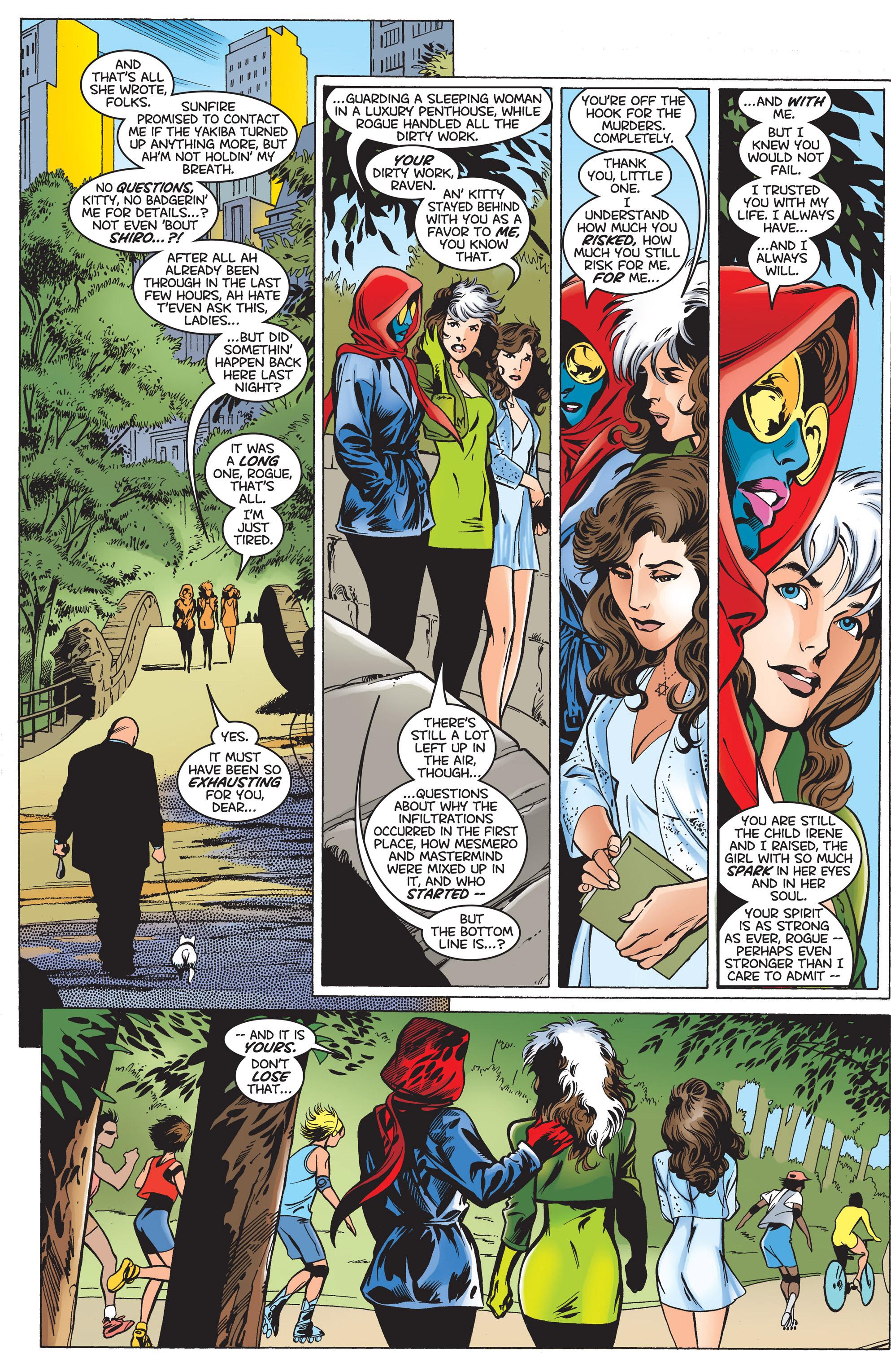 X-Men (1991) 94 Page 21