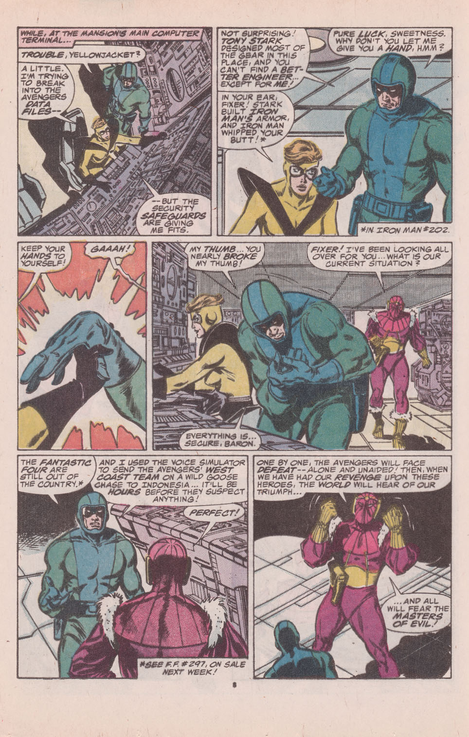 The Avengers (1963) 274 Page 8