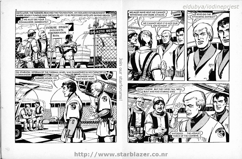 Starblazer issue 101 - Page 5