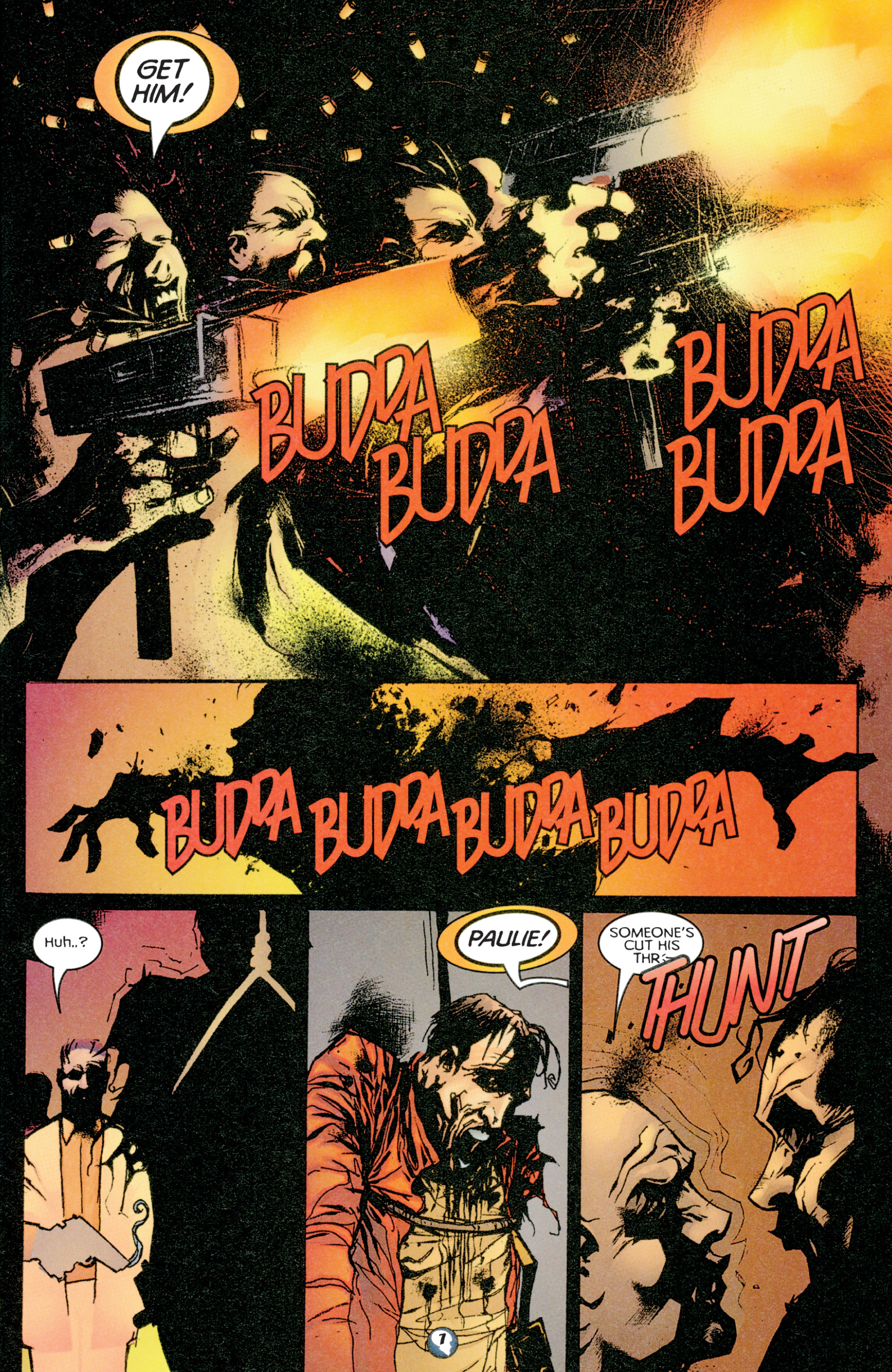 Read online Shadowman (1997) comic -  Issue #1 - 7