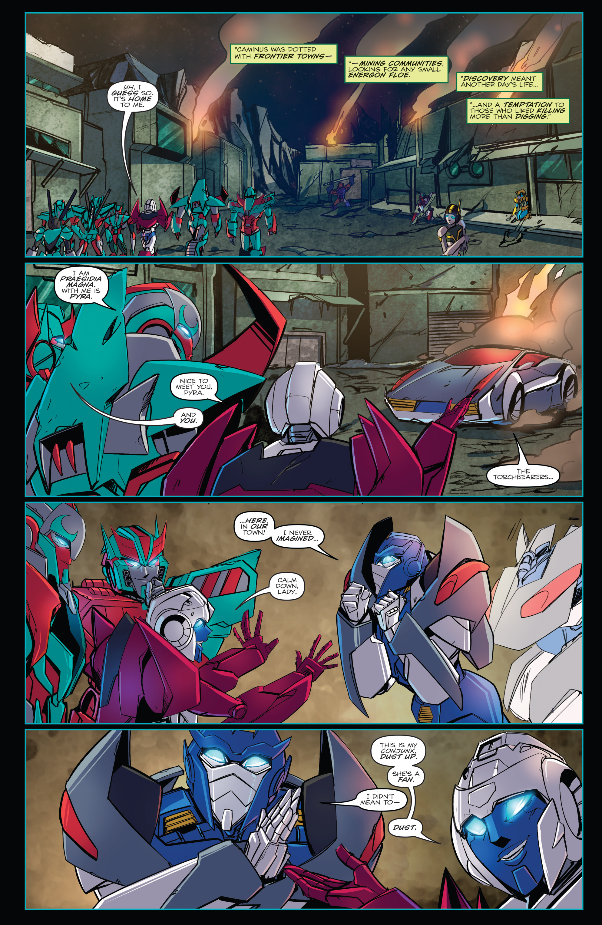Read online Transformers Annual comic -  Issue # Full - 25