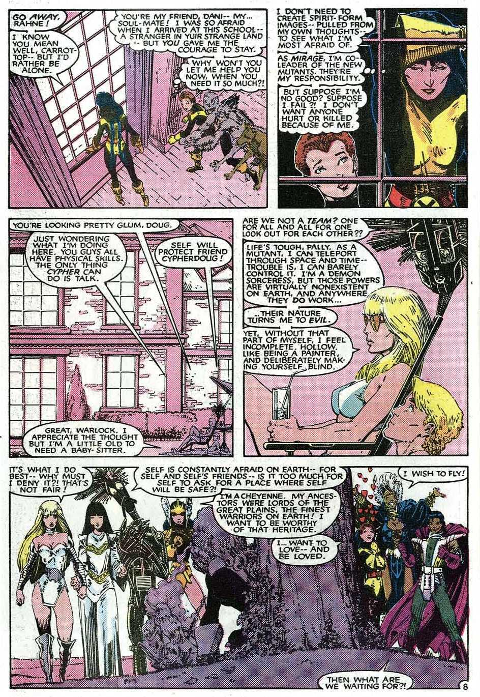 Uncanny X-Men (1963) issue _Annual_9 - Page 10