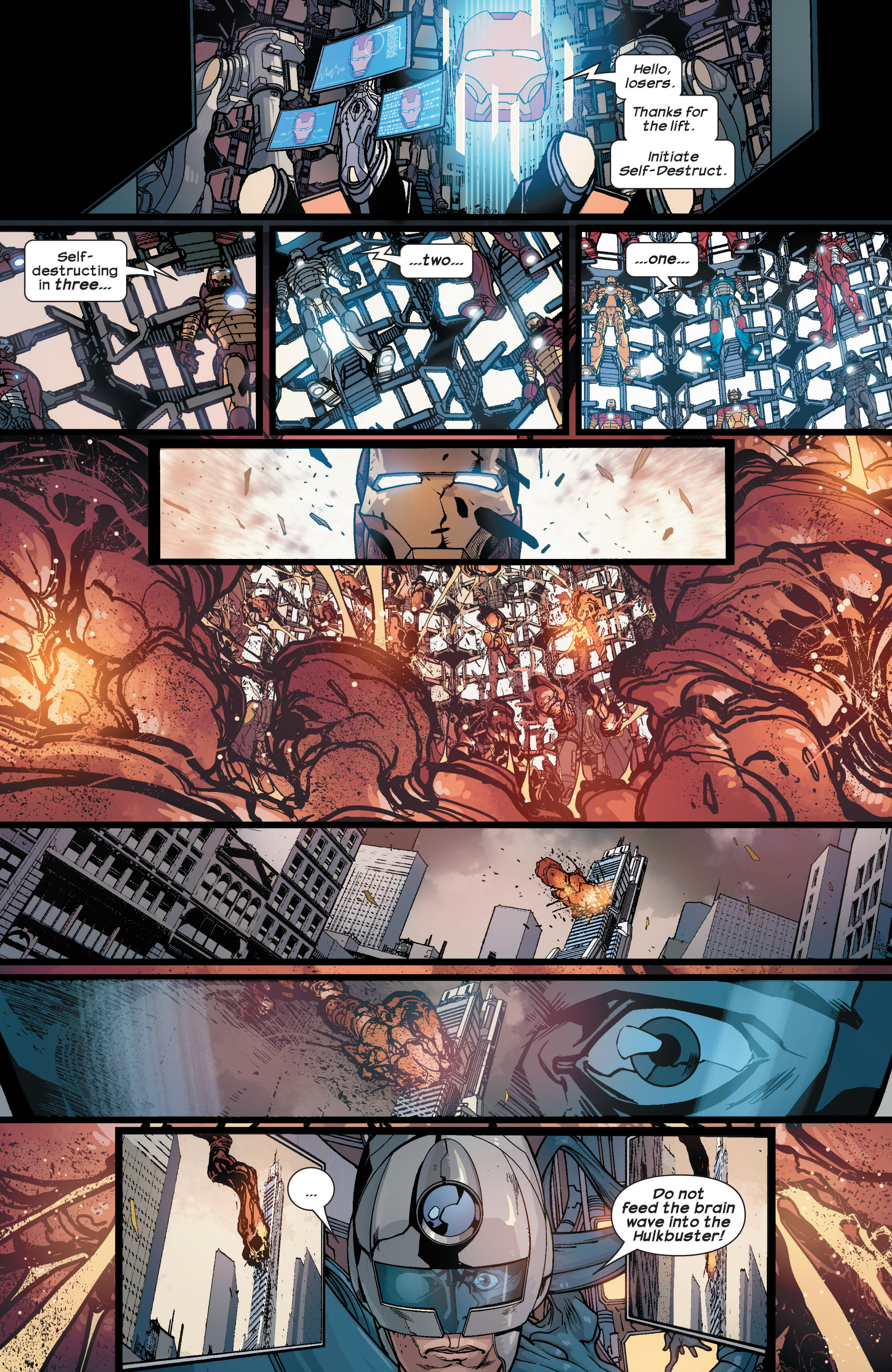 Read online Ultimate Comics Ultimates comic -  Issue #28 - 13