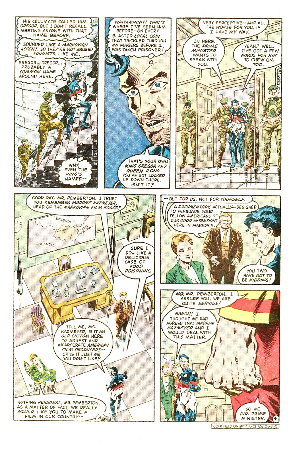 Infinity Inc. (1984) issue Special - Page 6