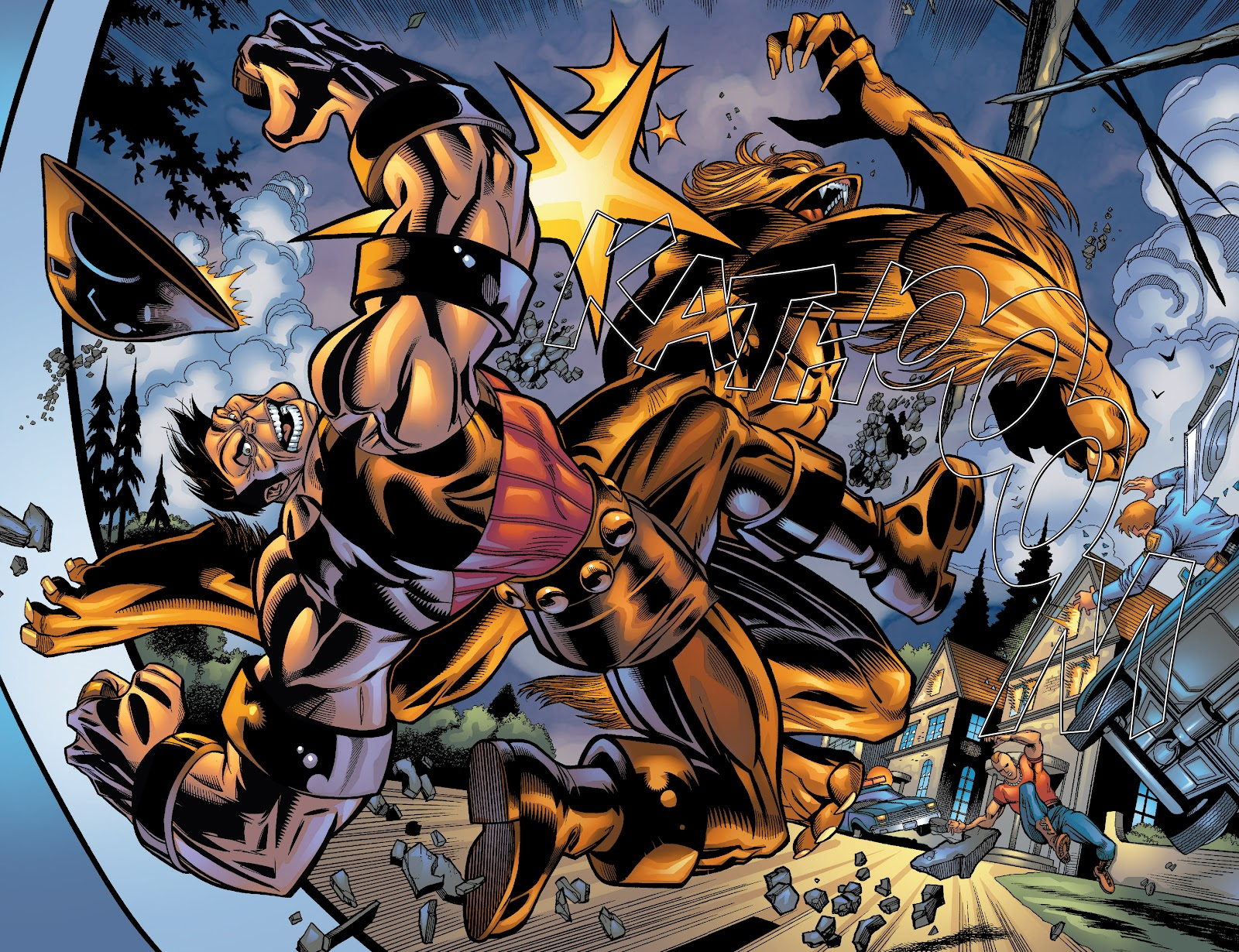 Read online X-Men: Unstoppable comic -  Issue # TPB (Part 4) - 55
