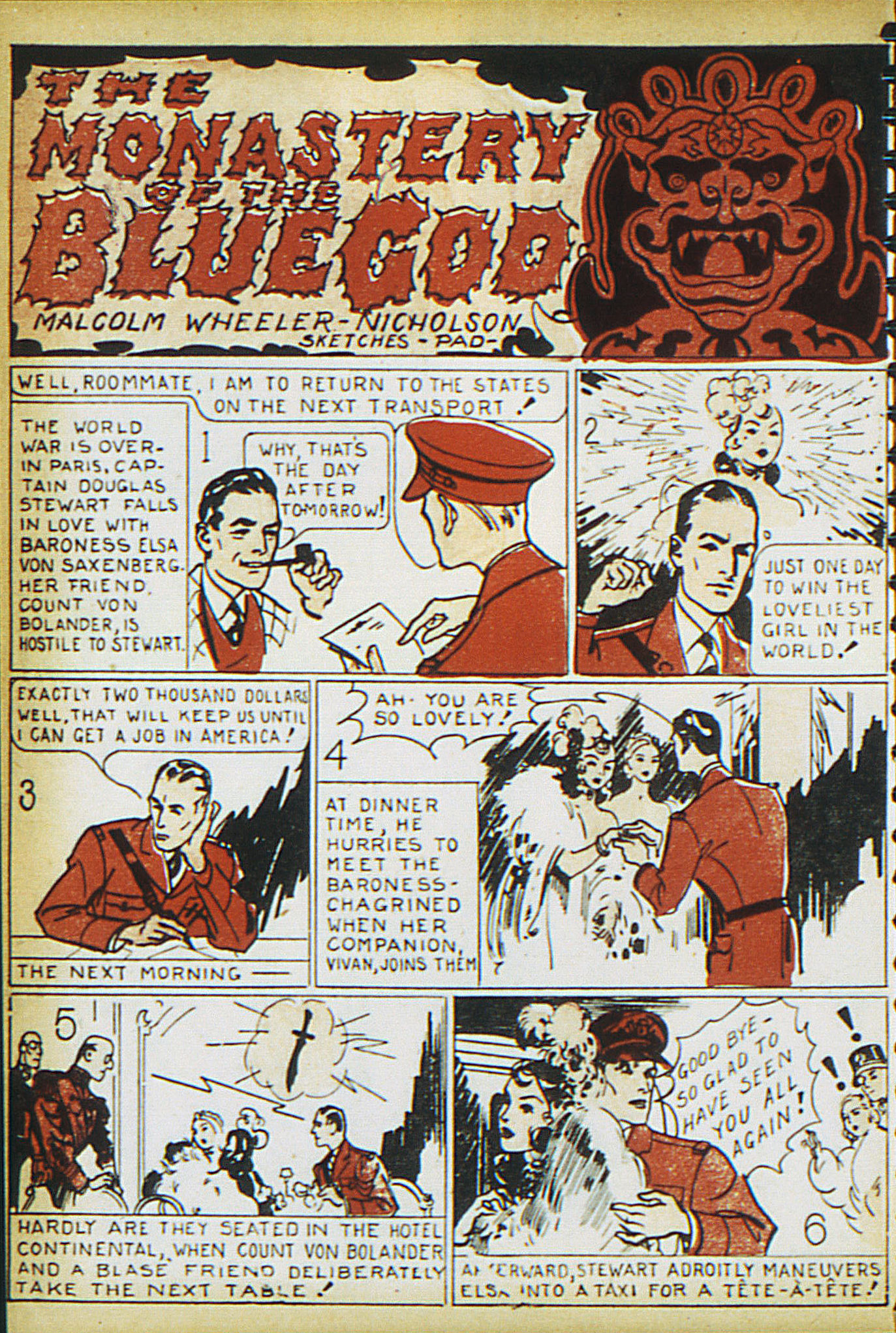 Read online Adventure Comics (1938) comic -  Issue #15 - 30
