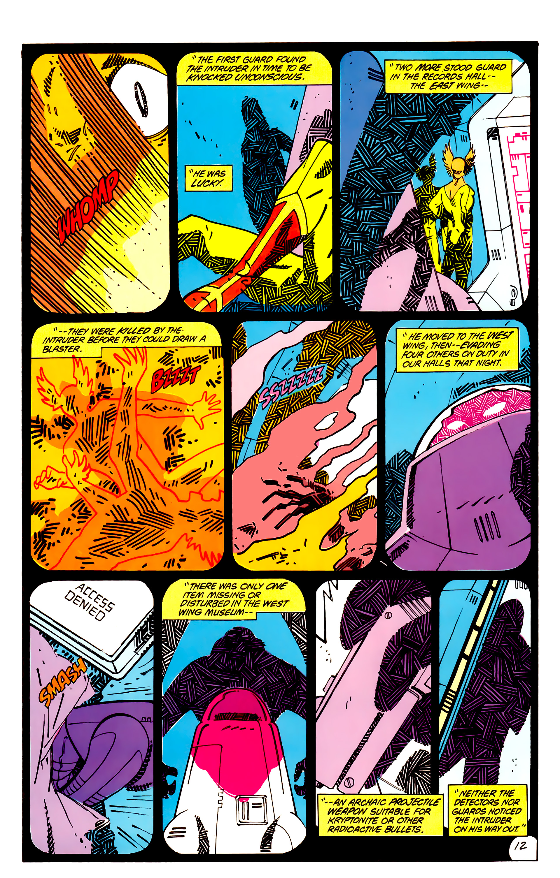 Legion of Super-Heroes (1984) _Annual_1 Page 13