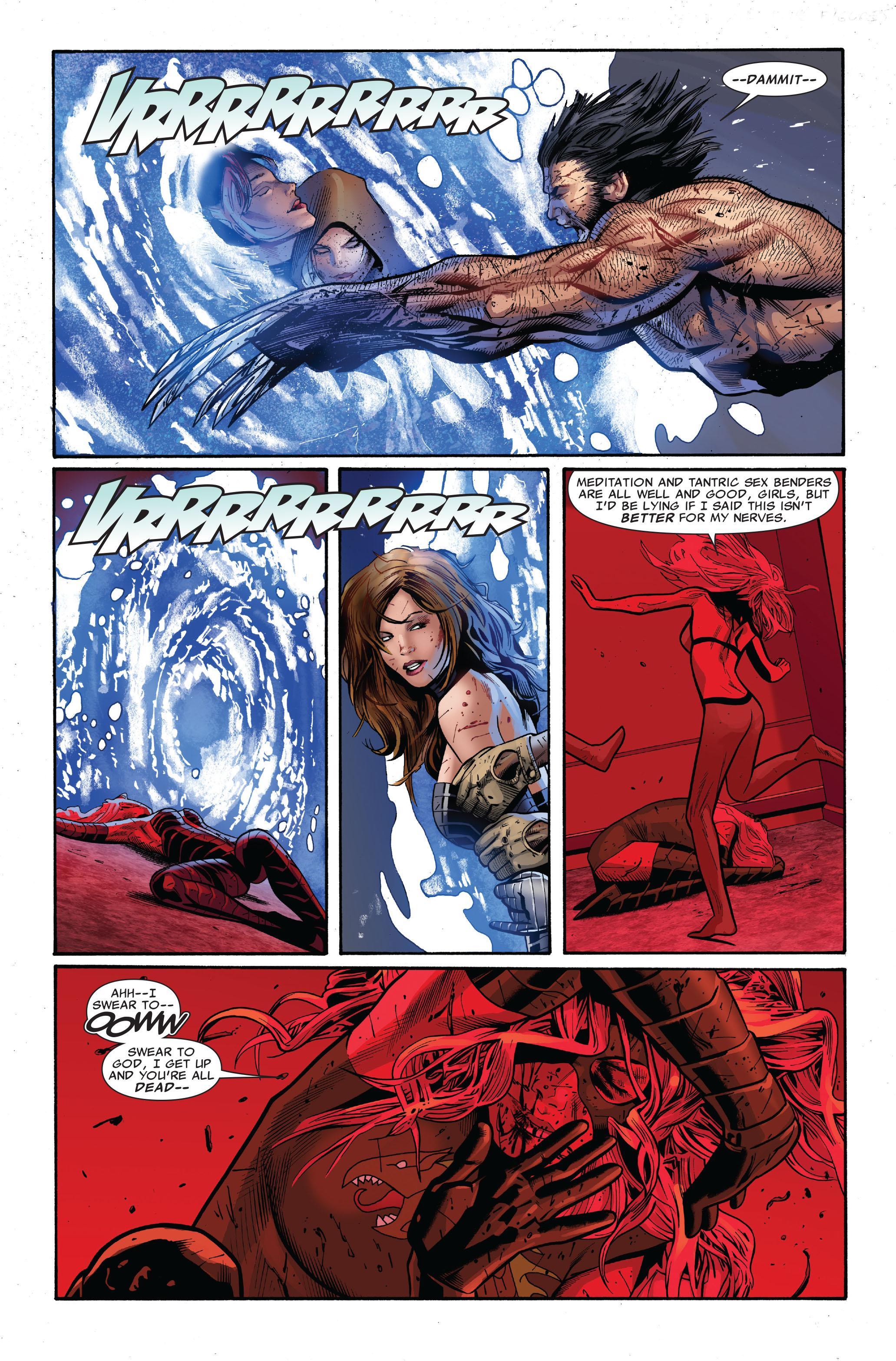 Read online Uncanny X-Men (1963) comic -  Issue #510 - 21