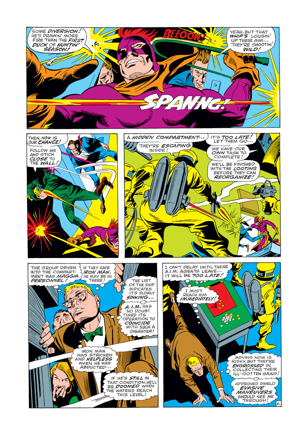 Iron Man and Sub-Mariner issue Full - Page 7