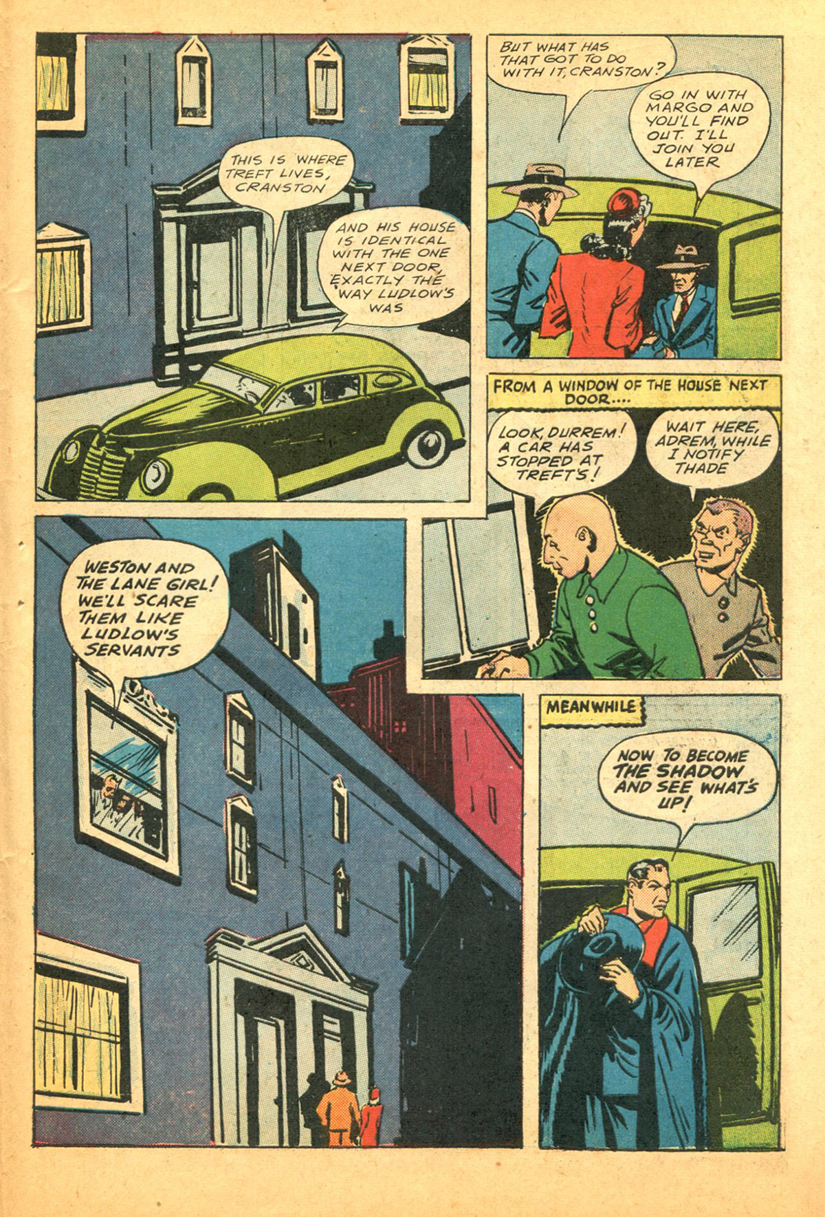 Read online Shadow Comics comic -  Issue #38 - 53
