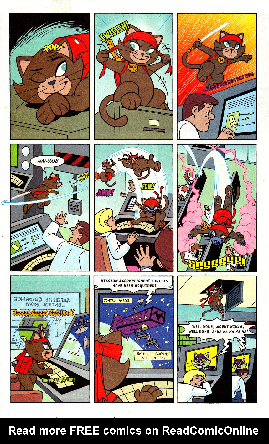 Read online Krypto the Superdog comic -  Issue #3 - 4