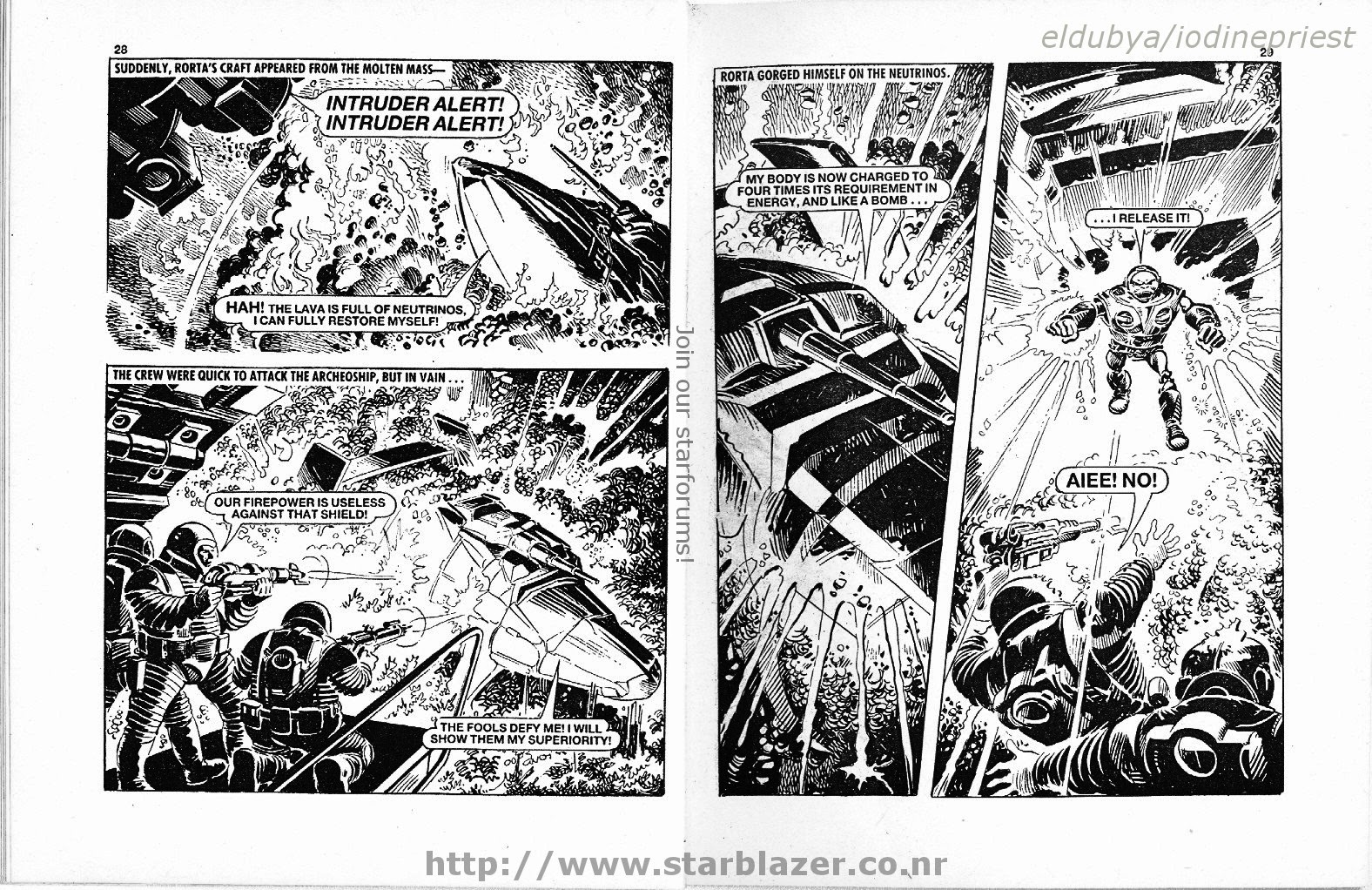 Starblazer issue 171 - Page 16