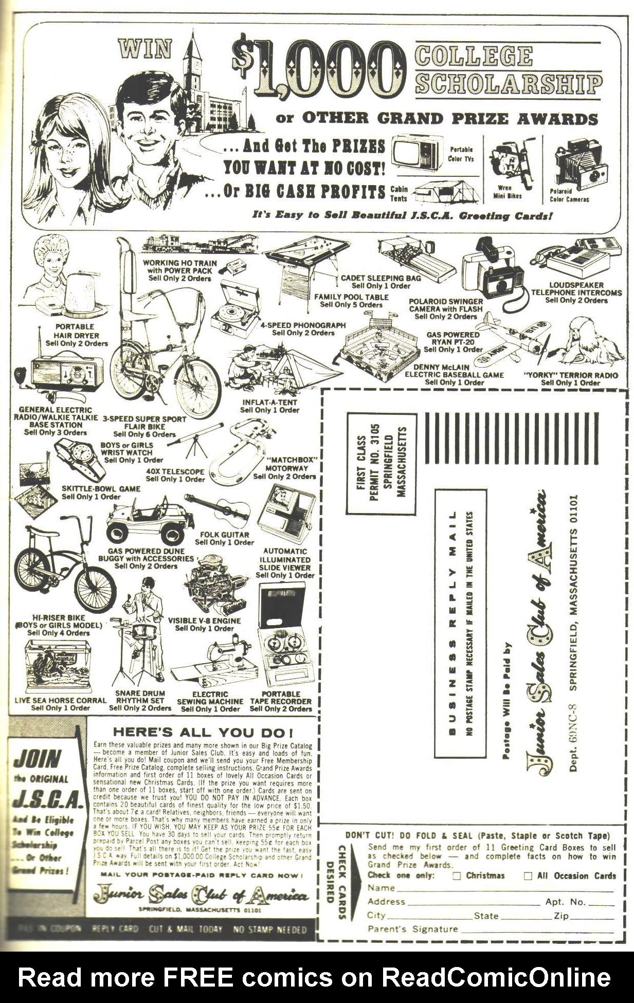 Read online Adventure Comics (1938) comic -  Issue #385 - 35