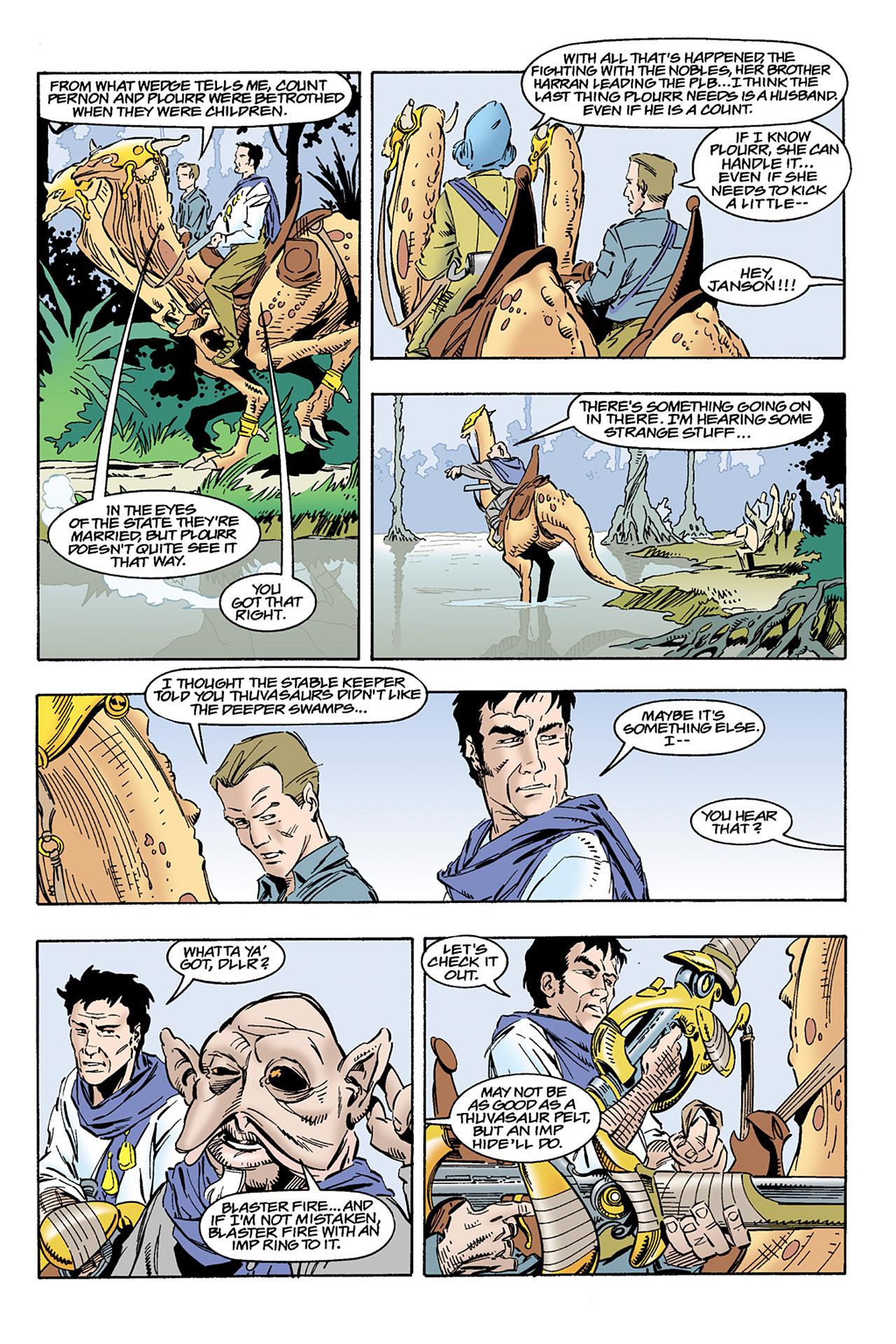 Read online Star Wars Omnibus comic -  Issue # Vol. 2 - 146