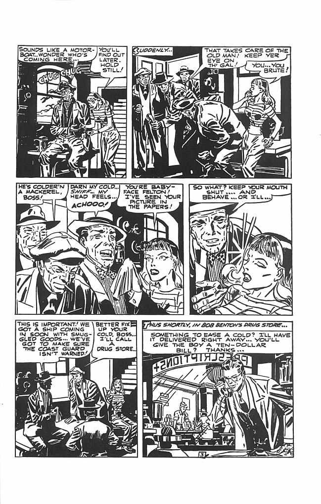 Read online Men of Mystery Comics comic -  Issue #40 - 5