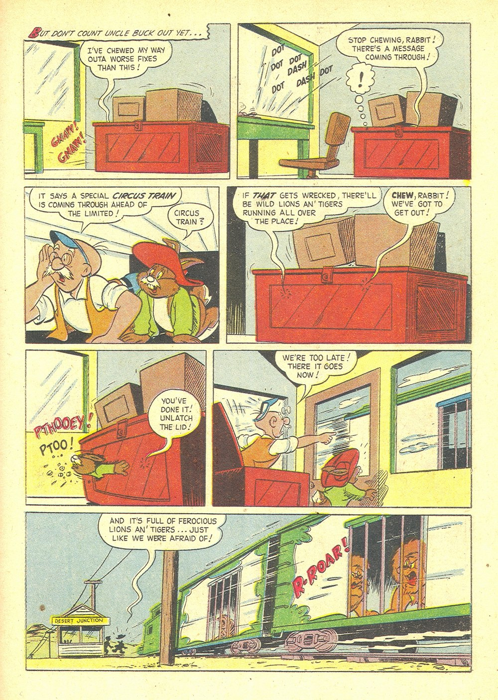 Bugs Bunny (1952) issue 46 - Page 23