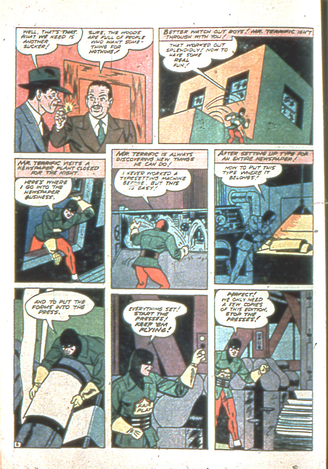 Read online Sensation (Mystery) Comics comic -  Issue #6 - 30