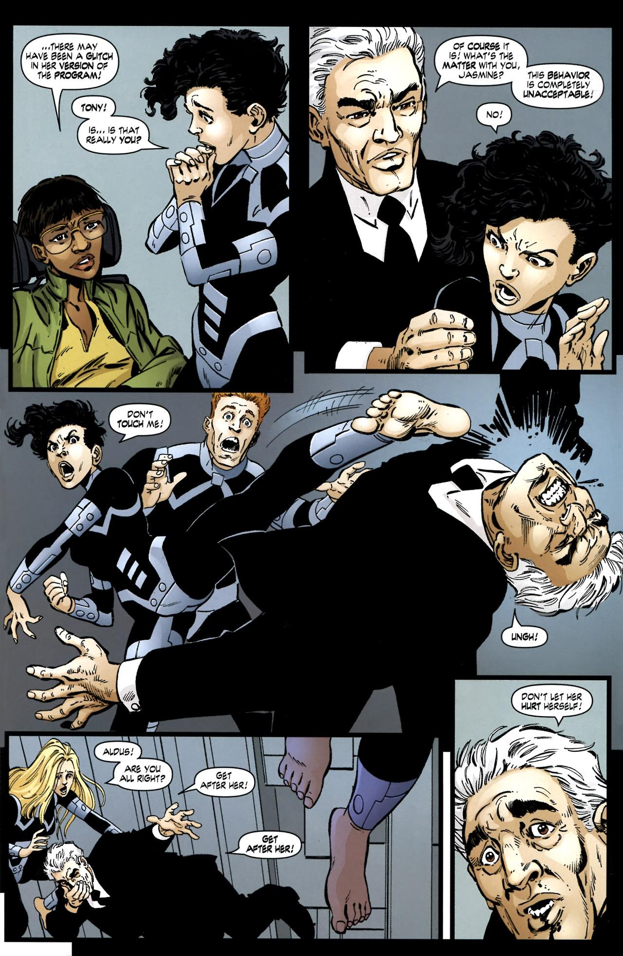 Read online True Blood (2010) comic -  Issue #6 - 29