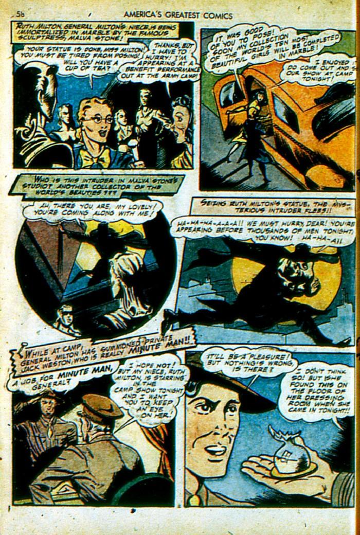 Read online America's Greatest Comics comic -  Issue #4 - 59