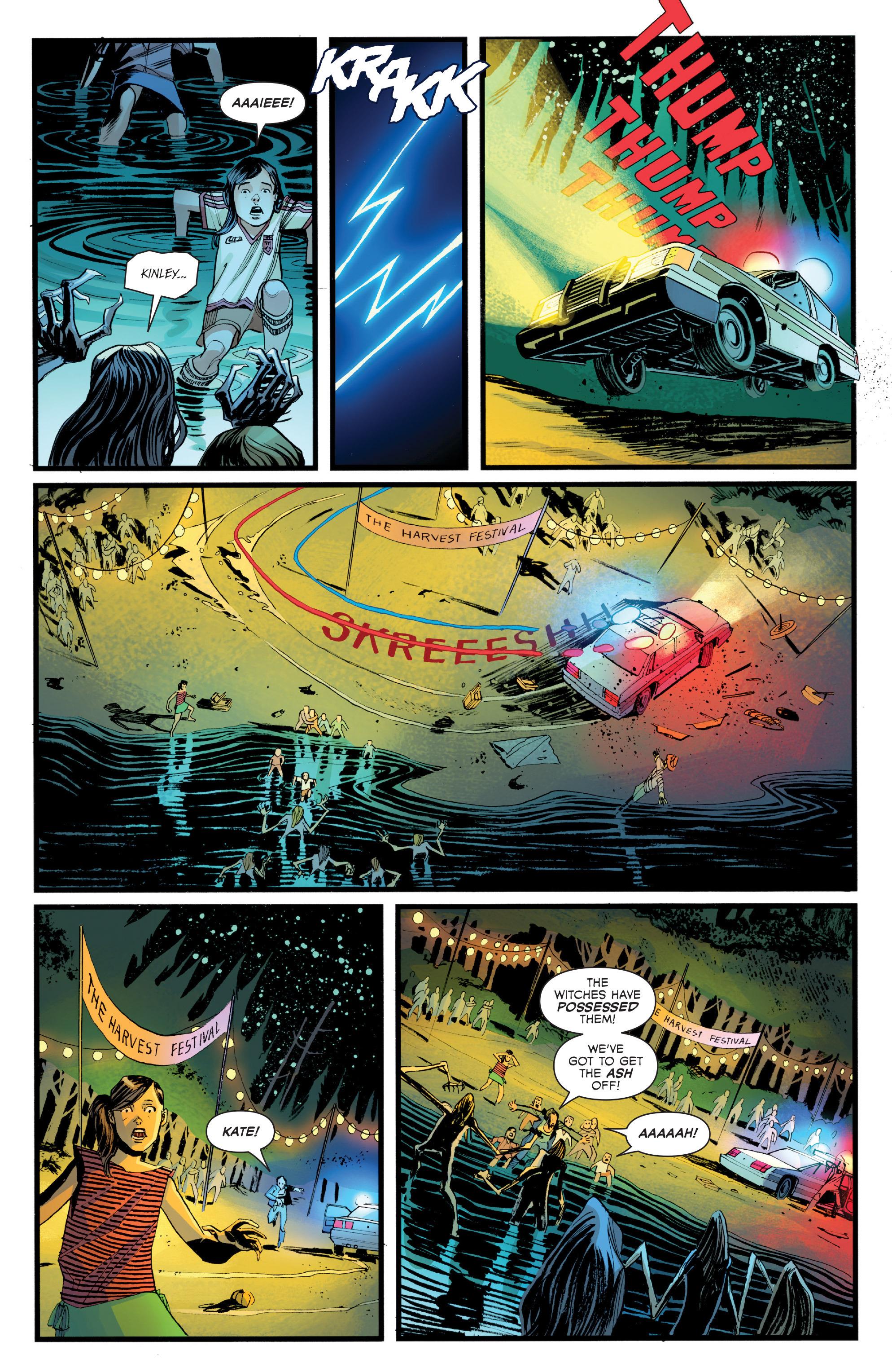 Read online Sleepy Hollow (2014) comic -  Issue #1 - 18
