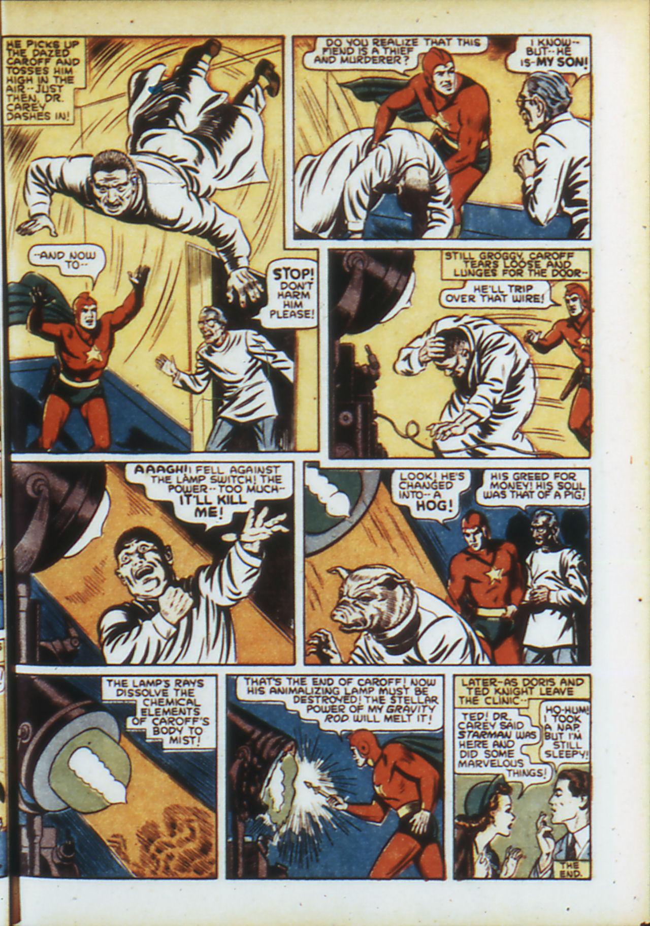 Read online Adventure Comics (1938) comic -  Issue #74 - 14