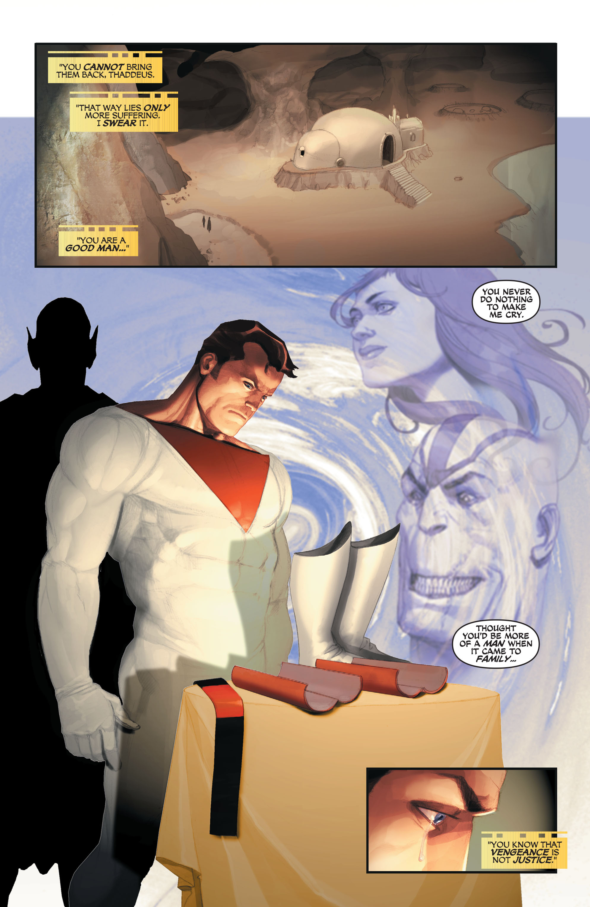 Read online Space Ghost (2016) comic -  Issue # Full - 43