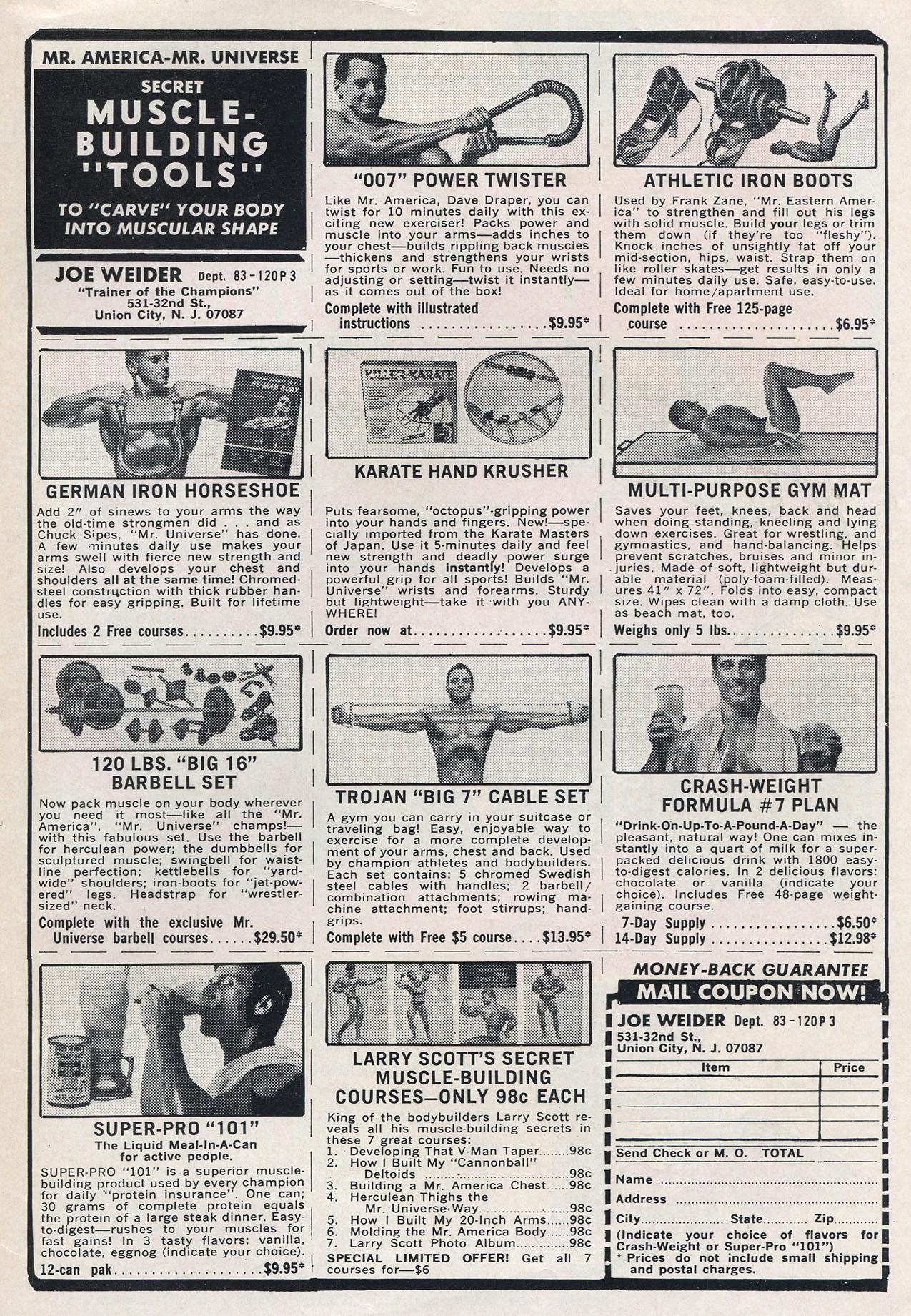 Read online Amazing Adventures (1970) comic -  Issue #4 - 35