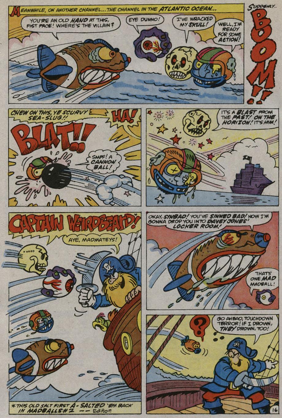 Madballs issue 9 - Page 23