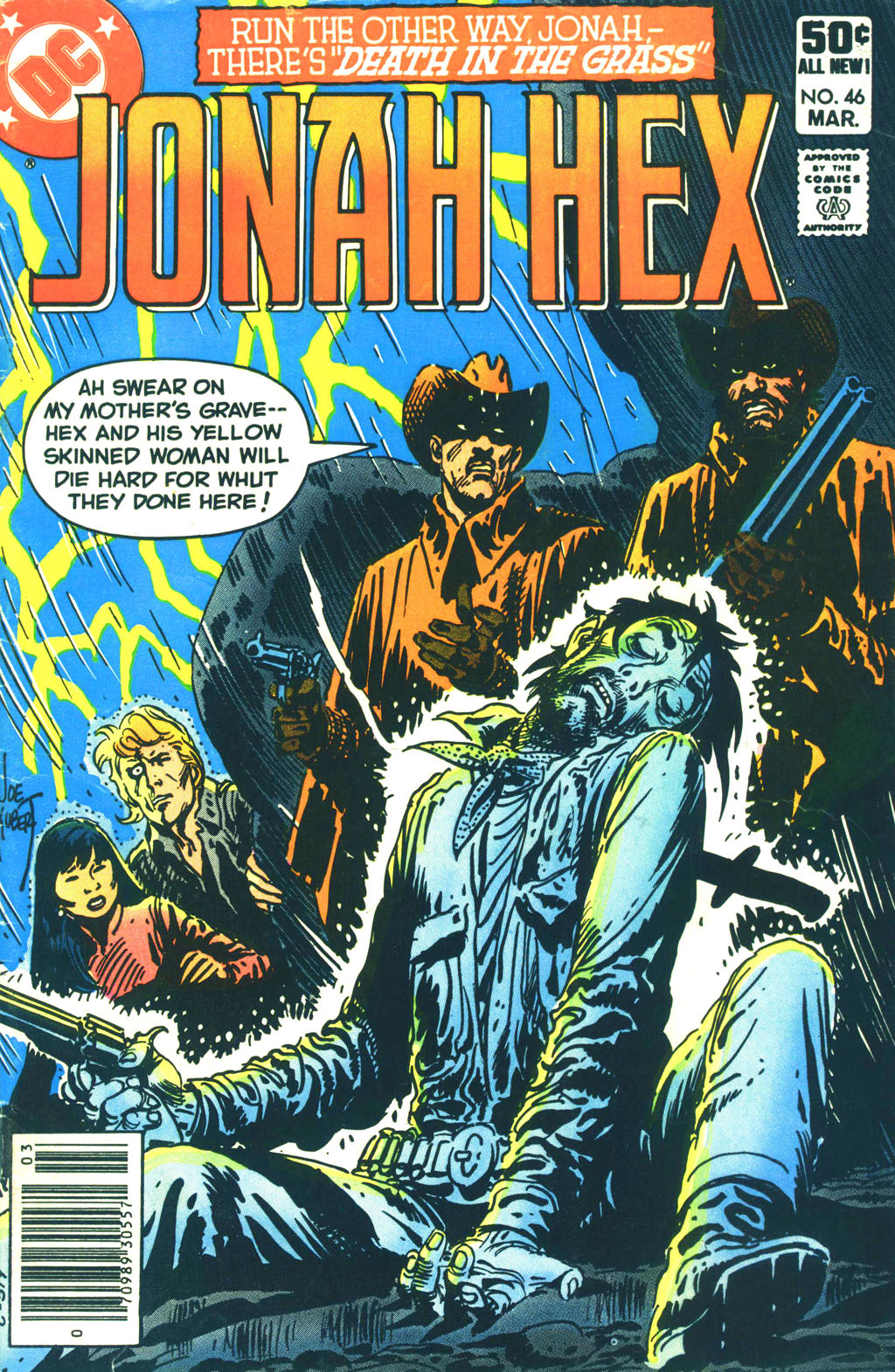 Jonah Hex (1977) 46 Page 1