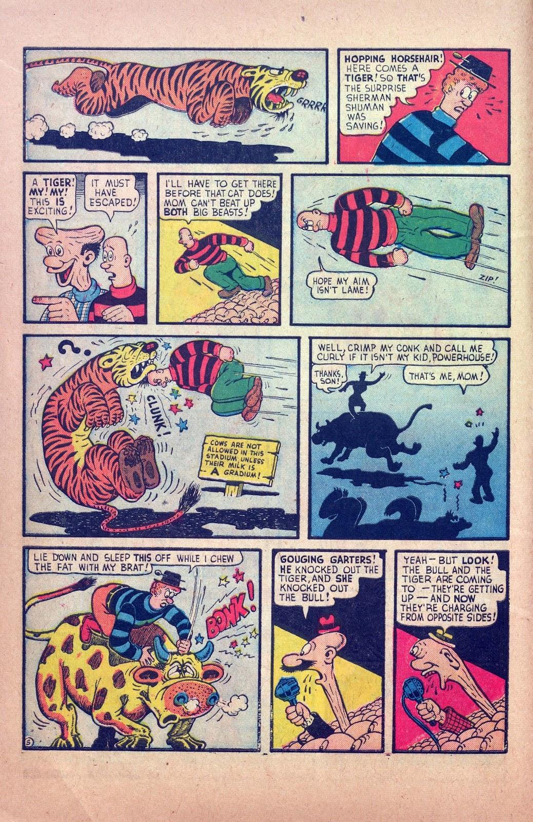 Read online Joker Comics comic -  Issue #17 - 14