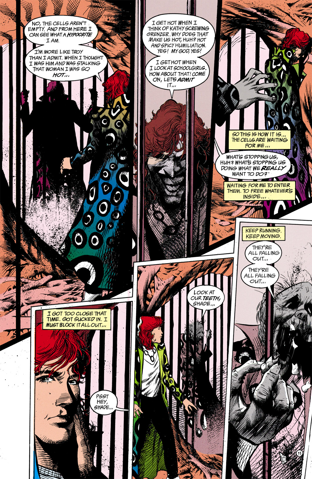 Read online Shade, the Changing Man comic -  Issue #13 - 12