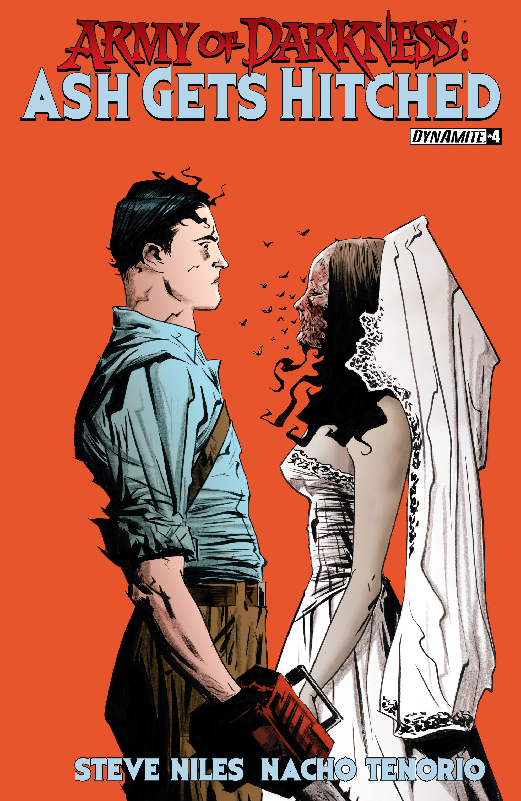 Read online Army of Darkness: Ash Gets Hitched comic -  Issue #4 - 1