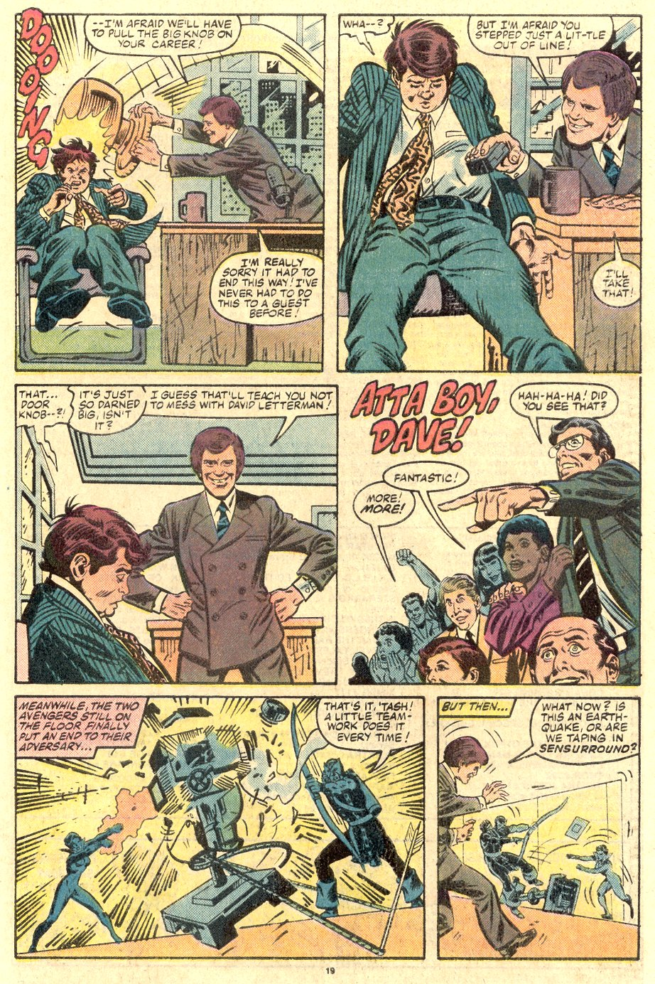 The Avengers (1963) 239 Page 19