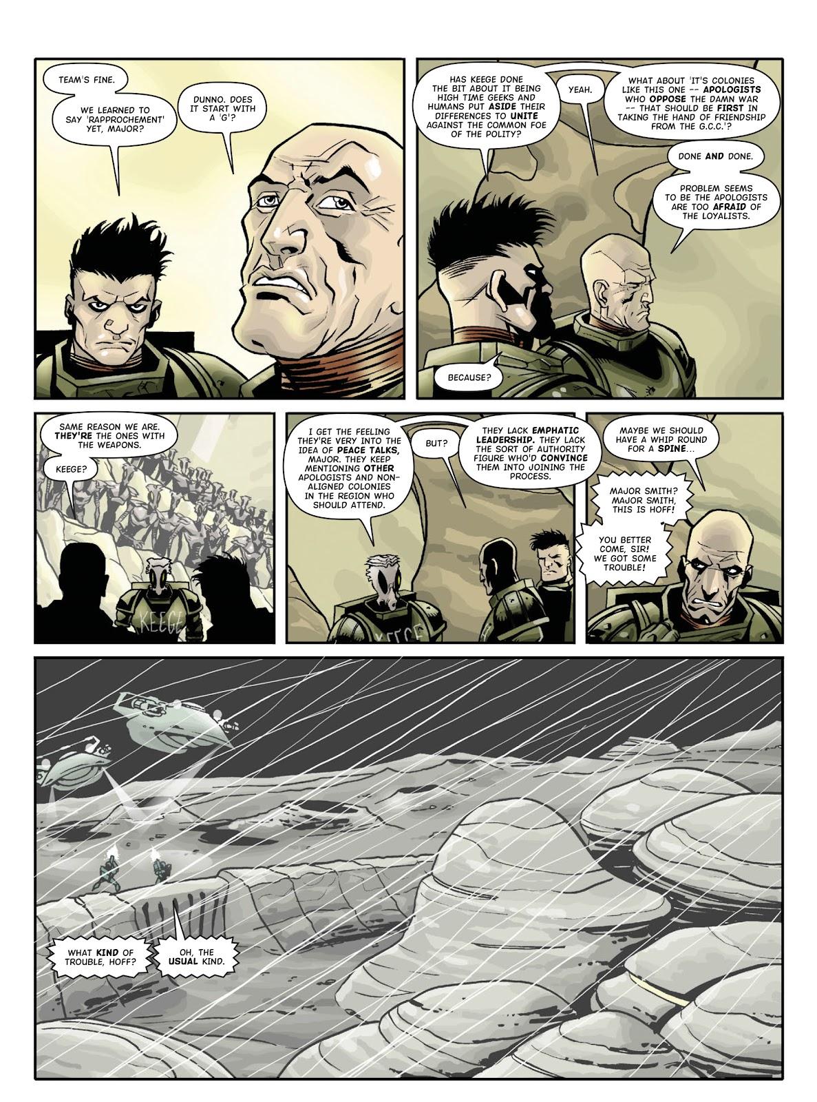 Judge Dredd Megazine (Vol. 5) Issue #381 #180 - English 80