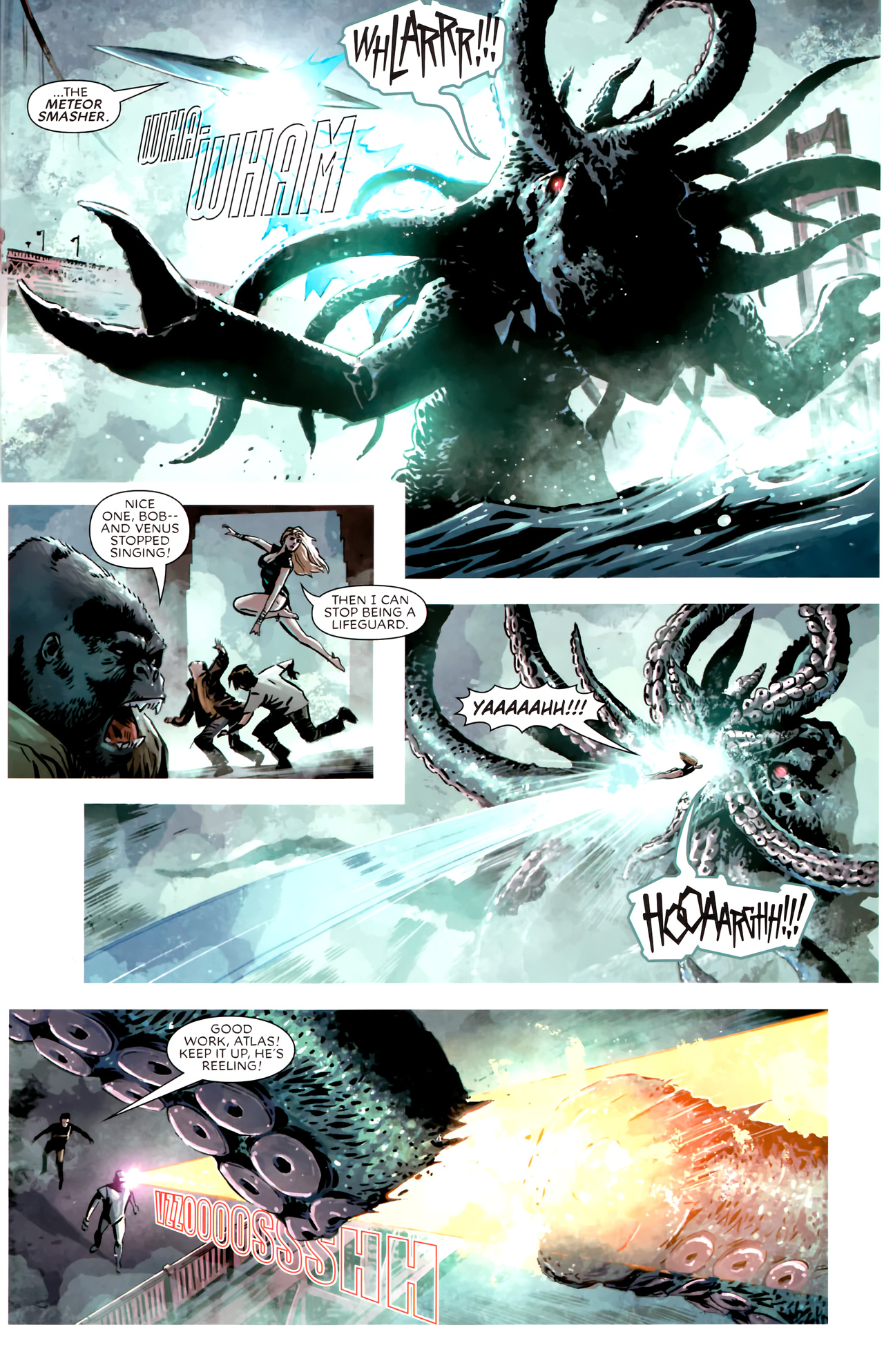 Read online Assault on New Olympus Prologue comic -  Issue #Assault on New Olympus Prologue Full - 39